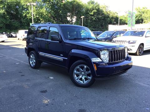 2012 Jeep Liberty for sale in Hillside, NJ