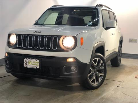 2016 Jeep Renegade for sale in Hillside, NJ