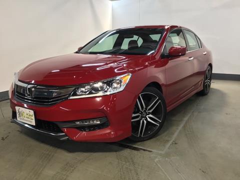 2017 Honda Accord for sale in Hillside, NJ