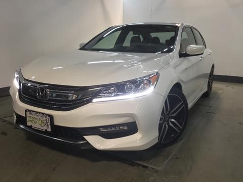 2016 Honda Accord for sale in Hillside, NJ
