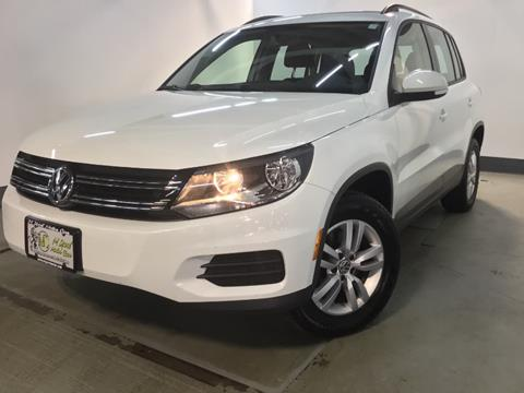 2015 Volkswagen Tiguan for sale in Hillside, NJ