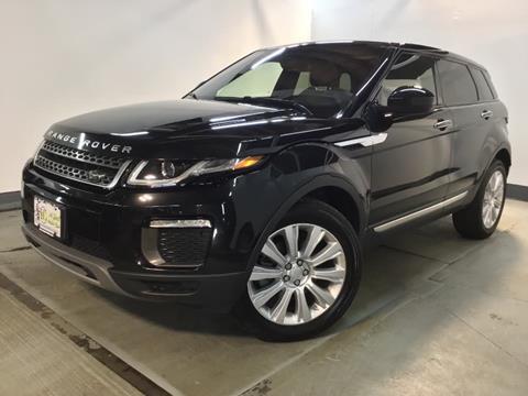 2017 Land Rover Range Rover Evoque for sale in Hillside, NJ