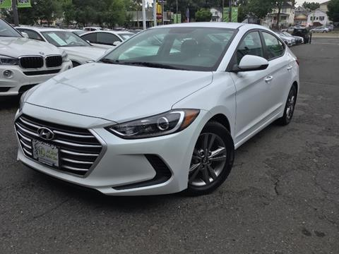 2017 Hyundai Elantra for sale in Hillside, NJ