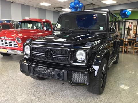 2016 Mercedes-Benz G-Class for sale in Hillside, NJ