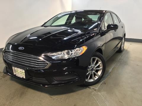 2017 Ford Fusion for sale in Hillside, NJ
