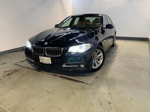 2016 BMW 5 Series for sale in Hillside, NJ