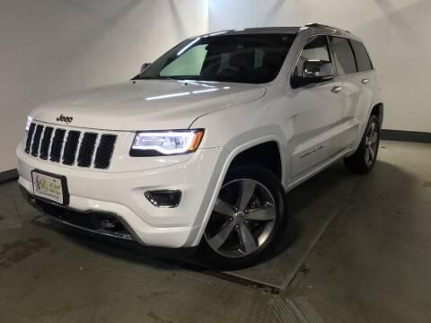 2016 Jeep Grand Cherokee for sale at M Sport Motorcar in Hillside NJ