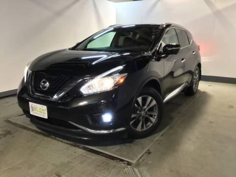 2015 Nissan Murano for sale at M Sport Motorcar in Hillside NJ