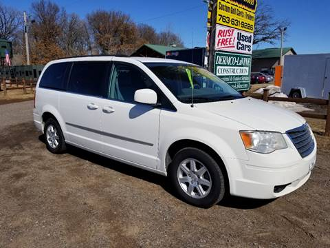 2010 Chrysler Town and Country for sale in Princeton, MN