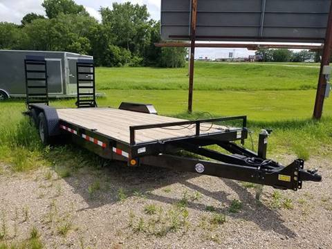 2018 Quality Steel Equipment Hauler for sale in Princeton, MN