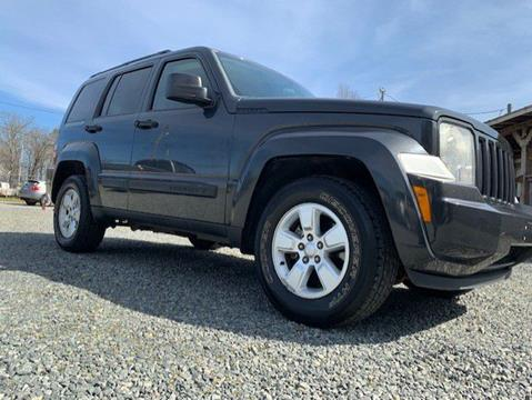 2010 Jeep Liberty for sale in Charlotte, NC