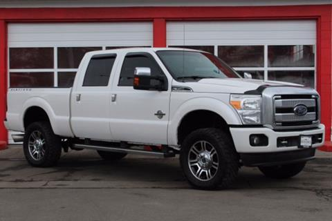 2015 Ford F-350 Super Duty for sale at Truck Ranch in Logan UT