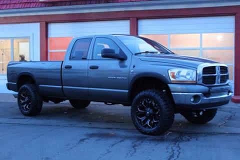 2006 Dodge Ram Pickup 2500 for sale at Truck Ranch in Logan UT