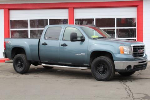 2007 GMC Sierra 2500HD for sale at Truck Ranch in Logan UT