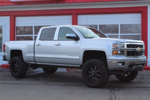 2014 Chevrolet Silverado 1500 for sale at Truck Ranch in Logan UT