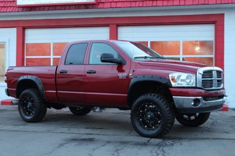 2008 Dodge Ram Pickup 2500 for sale at Truck Ranch in Logan UT
