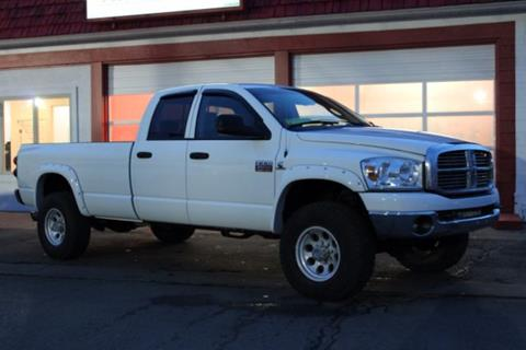 2008 Dodge Ram Pickup 3500 for sale at Truck Ranch in Logan UT