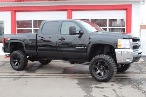 2009 Chevrolet Silverado 2500HD for sale at Truck Ranch in Logan UT