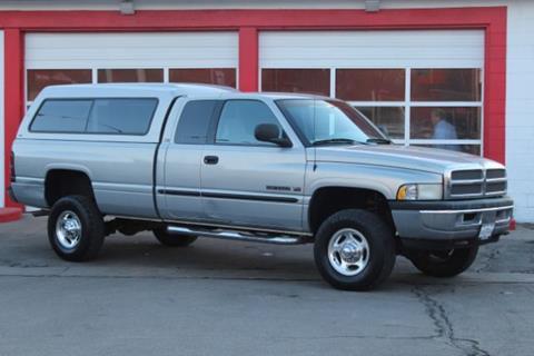 2000 Dodge Ram Pickup 2500 for sale at Truck Ranch in Logan UT