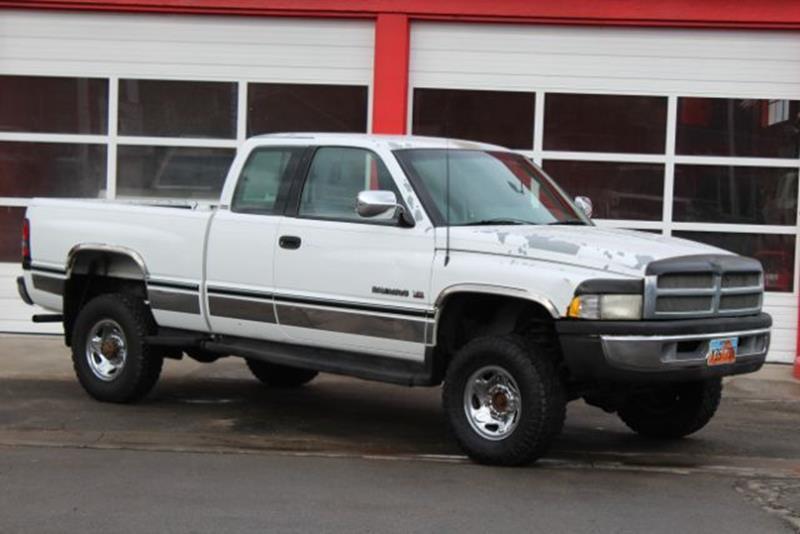 1996 Dodge Ram Pickup 2500 In Logan Ut Truck Ranch