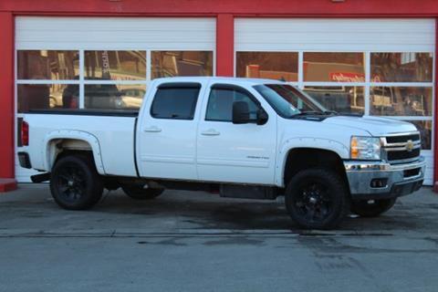 2011 Chevrolet Silverado 3500HD for sale at Truck Ranch in Logan UT