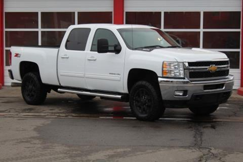 2014 Chevrolet Silverado 2500HD for sale at Truck Ranch in Logan UT