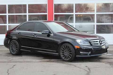 2013 Mercedes-Benz C-Class for sale at Truck Ranch in Logan UT