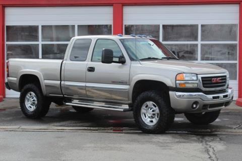2003 GMC Sierra 2500HD for sale at Truck Ranch in Logan UT