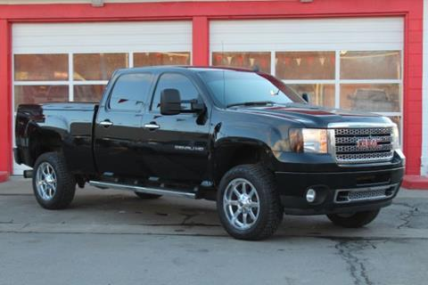 2011 GMC Sierra 2500HD for sale at Truck Ranch in Logan UT