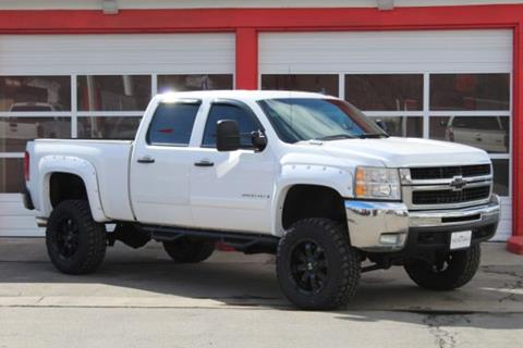 2007 Chevrolet Silverado 2500HD for sale at Truck Ranch in Logan UT