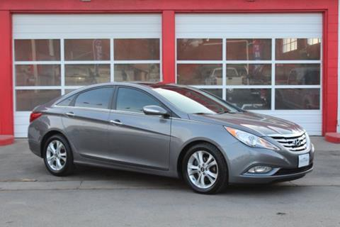 2012 Hyundai Sonata for sale at Truck Ranch in Logan UT