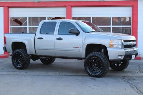 2007 Chevrolet Silverado 1500 for sale at Truck Ranch in Logan UT