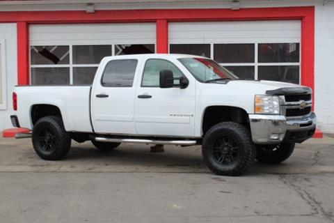 2008 Chevrolet Silverado 2500HD for sale at Truck Ranch in Logan UT
