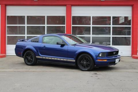 2005 Ford Mustang for sale at Truck Ranch in Logan UT
