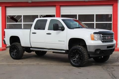 2013 GMC Sierra 2500HD for sale at Truck Ranch in Logan UT
