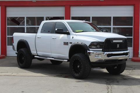 2015 RAM Ram Pickup 2500 for sale at Truck Ranch in Logan UT