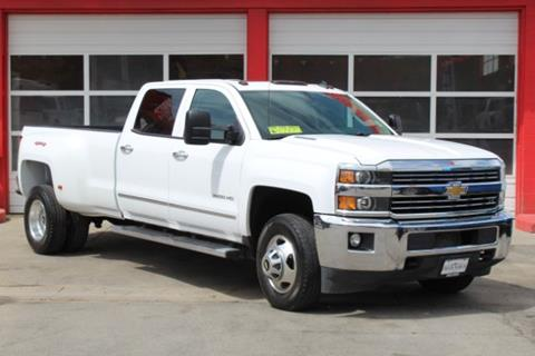 2015 Chevrolet Silverado 3500HD for sale at Truck Ranch in Logan UT