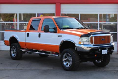 2003 Ford F-250 Super Duty for sale at Truck Ranch in Logan UT