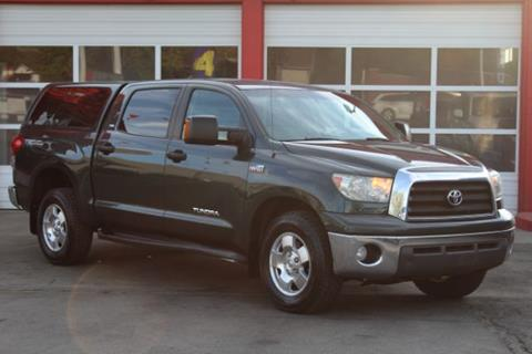 2007 Toyota Tundra for sale at Truck Ranch in Logan UT