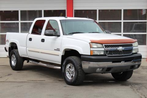 2005 Chevrolet Silverado 2500HD for sale at Truck Ranch in Logan UT