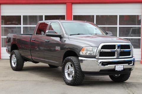2015 RAM Ram Pickup 2500 for sale at Truck Ranch in Logan UT