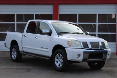 2005 Nissan Titan for sale at Truck Ranch in Logan UT