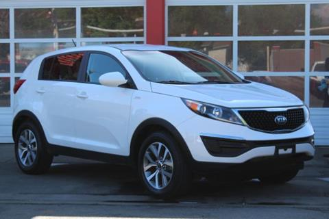 2016 Kia Sportage for sale at Truck Ranch in Logan UT