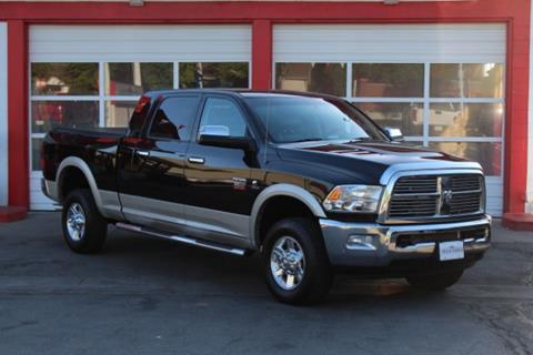 2010 Dodge Ram Pickup 3500 for sale at Truck Ranch in Logan UT