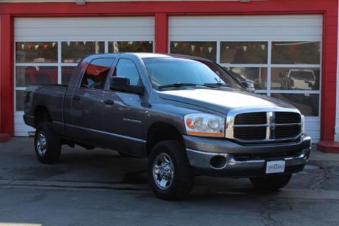 2006 Dodge Ram Pickup 3500 for sale at Truck Ranch in Logan UT
