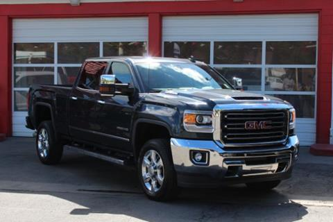 2017 GMC Sierra 2500HD for sale at Truck Ranch in Logan UT