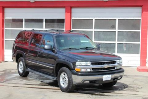 2005 Chevrolet Suburban for sale at Truck Ranch in Logan UT