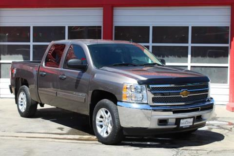 2013 Chevrolet Silverado 1500 for sale at Truck Ranch in Logan UT