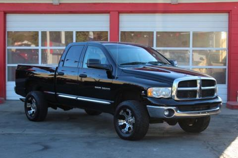 2004 Dodge Ram Pickup 2500 for sale at Truck Ranch in Logan UT