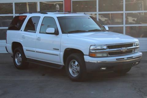 2003 Chevrolet Tahoe for sale at Truck Ranch in Logan UT